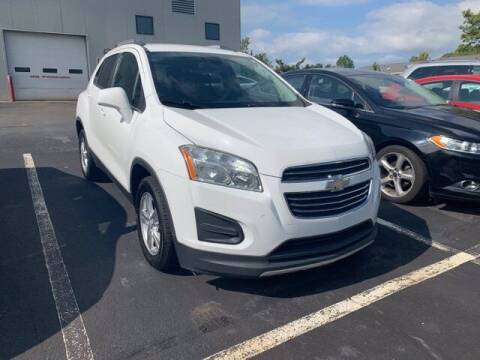 2016 Chevrolet Trax for sale at Planet Automotive Group in Charlotte NC