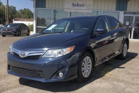 2014 Toyota Camry for sale at Select Auto Imports in Provo UT