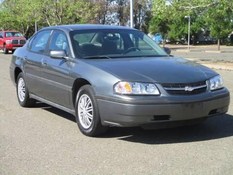 2005 Chevrolet Impala for sale at General Auto Sales Corp in Sacramento CA