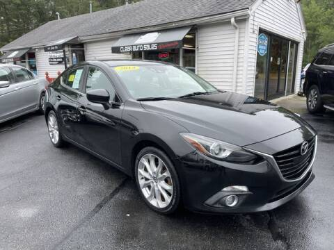 2014 Mazda MAZDA3 for sale at Clear Auto Sales in Dartmouth MA