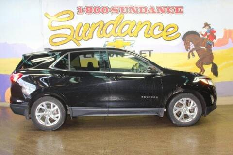 2018 Chevrolet Equinox for sale at Sundance Chevrolet in Grand Ledge MI