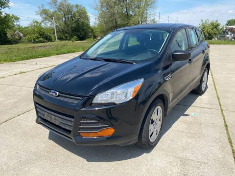 2016 Ford Escape for sale at Mr. Auto in Hamilton OH