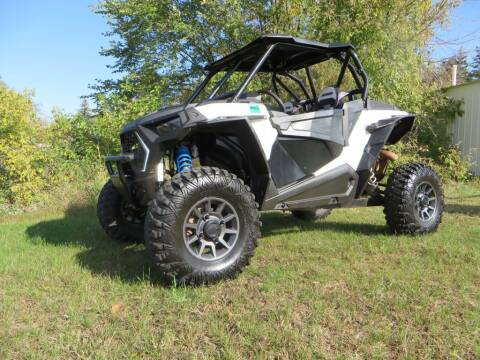 2019 Polaris RZR 1000 for sale at The Car Lot in New Prague MN