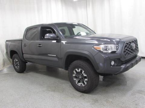 2021 Toyota Tacoma for sale at MATTHEWS HARGREAVES CHEVROLET in Royal Oak MI