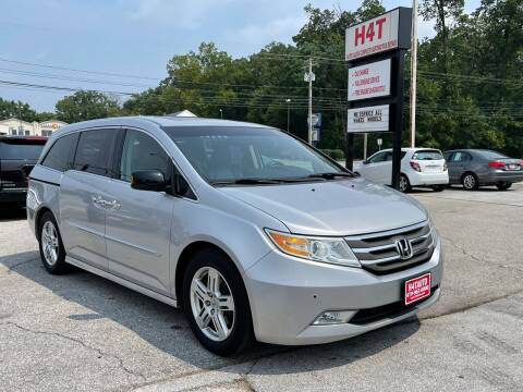 2011 Honda Odyssey for sale at H4T Auto in Toledo OH