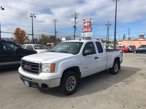 2011 GMC Sierra 1500 for sale at 4th Street Auto in Louisville KY