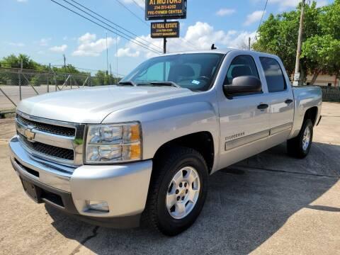2011 Chevrolet Silverado 1500 for sale at AI MOTORS LLC in Killeen TX
