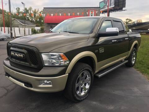 2012 RAM Ram Pickup 1500 for sale at Titan Auto Sales LLC in Albany NY