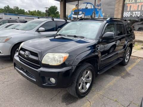 2007 Toyota 4Runner for sale at TRANS P in East Windsor CT