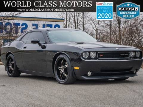 2010 Dodge Challenger for sale at World Class Motors LLC in Noblesville IN
