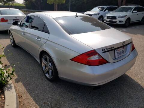 2006 Mercedes-Benz CLS for sale at MCHENRY AUTO SALES in Modesto CA