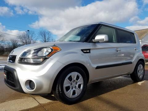 2012 Kia Soul for sale at CarNation Auto Group in Alliance OH