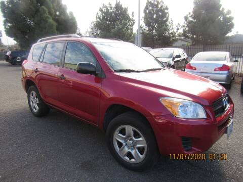 2009 Toyota RAV4 for sale at Auto Land in Newark CA