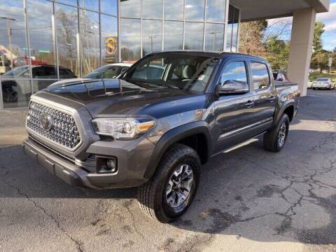 2019 Toyota Tacoma for sale at Credit Union Auto Buying Service in Winston Salem NC