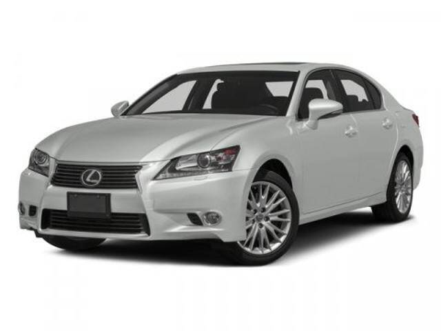 2015 Lexus GS 350 for sale at JEFF HAAS MAZDA in Houston TX