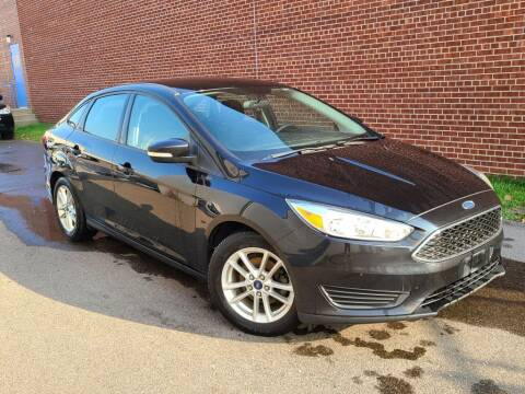 2015 Ford Focus for sale at Minnesota Auto Sales in Golden Valley MN