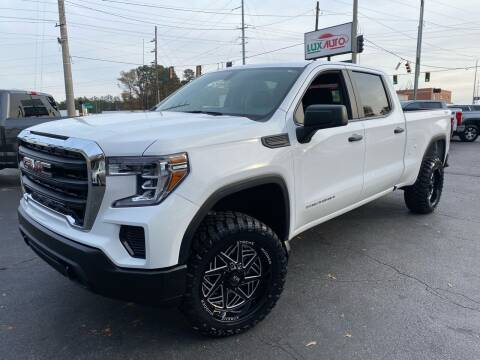 2019 GMC Sierra 1500 for sale at Lux Auto in Lawrenceville GA