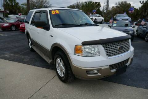 2004 Ford Expedition for sale at J Linn Motors in Clearwater FL