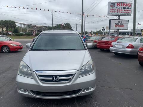 2005 Honda Odyssey for sale at King Auto Deals in Longwood FL