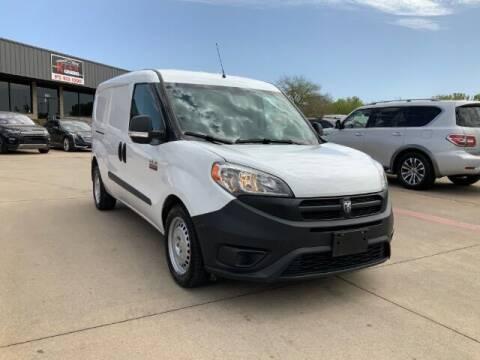 2018 RAM ProMaster City Wagon for sale at KIAN MOTORS INC in Plano TX