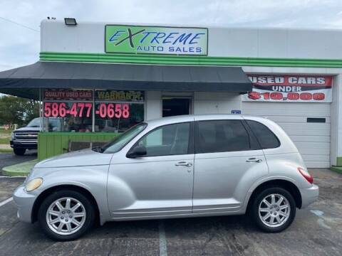 2007 Chrysler PT Cruiser for sale at Extreme Auto Sales in Clinton Township MI