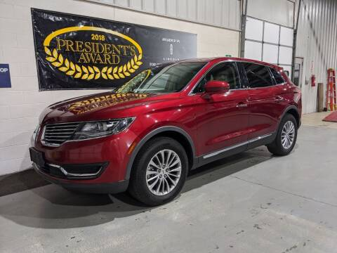 2016 Lincoln MKX for sale at LIDTKE MOTORS in Beaver Dam WI