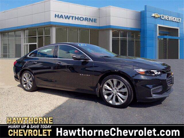 2017 Chevrolet Malibu for sale at Hawthorne Chevrolet in Hawthorne NJ