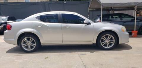 2011 Dodge Avenger for sale at On The Road Again Auto Sales in Doraville GA