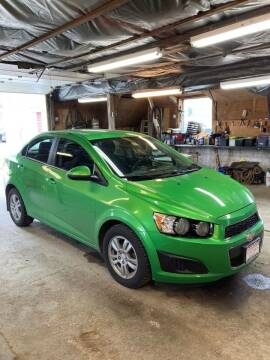 2015 Chevrolet Sonic for sale at Lavictoire Auto Sales in West Rutland VT