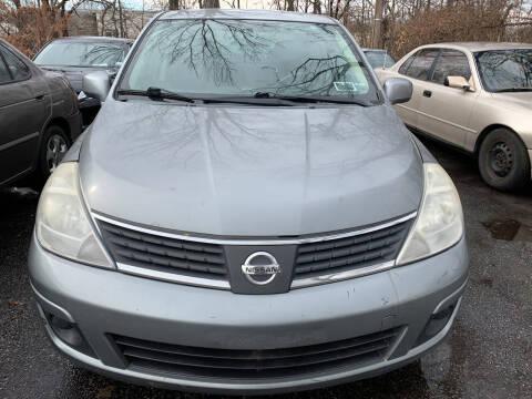 2008 Nissan Versa for sale at JerseyMotorsInc.com in Teterboro NJ