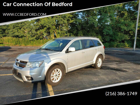 2013 Dodge Journey for sale at Car Connection of Bedford in Bedford OH