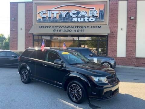 2017 Dodge Journey for sale at CITY CAR AUTO INC in Nashville TN