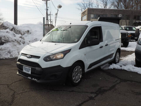 2014 Ford Transit Connect Cargo for sale at Scheuer Motor Sales INC in Elmwood Park NJ