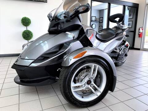 2011 Can-Am RS-S for sale at SAINT CHARLES MOTORCARS in Saint Charles IL
