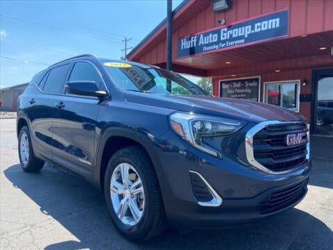 2018 GMC Terrain for sale at HUFF AUTO GROUP in Jackson MI
