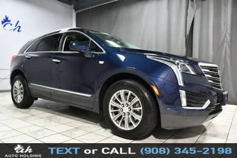 2017 Cadillac XT5 for sale at AUTO HOLDING in Hillside NJ