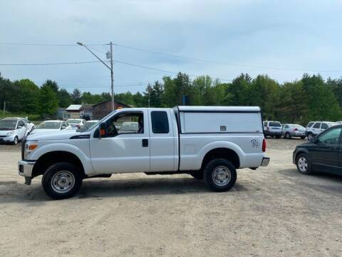 2016 Ford F-250 Super Duty for sale at Upstate Auto Sales Inc. in Pittstown NY