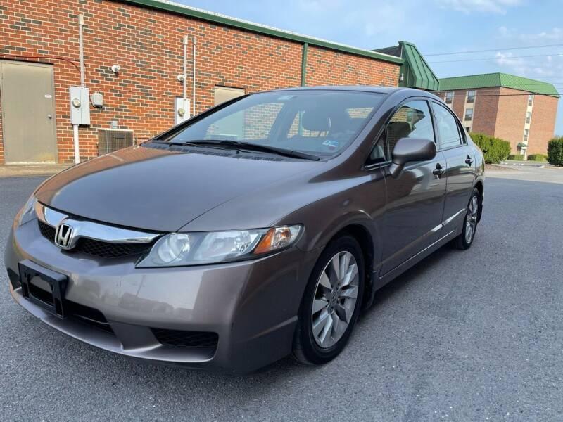 2010 Honda Civic for sale at PREMIER AUTO SALES in Martinsburg WV