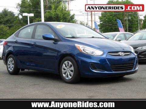 2017 Hyundai Accent for sale at ANYONERIDES.COM in Kingsville MD
