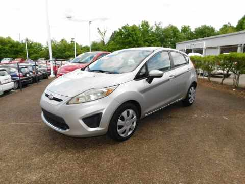 2011 Ford Fiesta for sale at Paniagua Auto Mall in Dalton GA