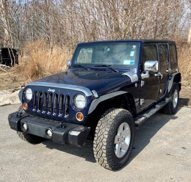 2013 Jeep Wrangler Unlimited for sale at Blum's Auto Mart in Port Orange FL