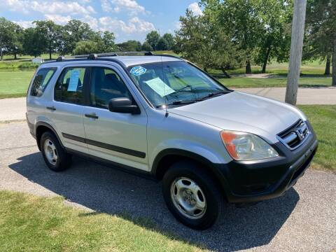 2004 Honda CR-V for sale at Good Value Cars Inc in Norristown PA