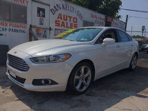 2015 Ford Fusion for sale at Dan Kelly & Son Auto Sales in Philadelphia PA