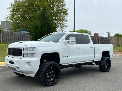 2016 Chevrolet Silverado 2500HD for sale at Superior Wholesalers Inc. in Fredericksburg VA