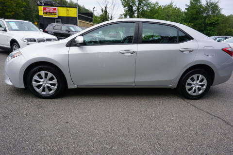 2014 Toyota Corolla for sale at Bloom Auto in Ledgewood NJ