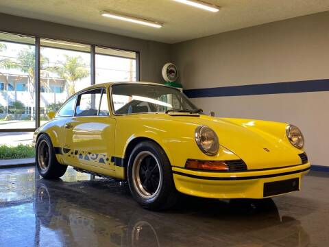 1973 Porsche 911 Carrera RS for sale at Gallery Junction in Orange CA