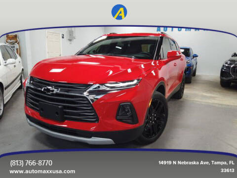 2020 Chevrolet Blazer for sale at Automaxx in Tampa FL