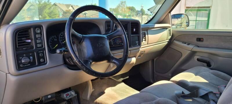 2000 Chevrolet Silverado 2500 3dr LS 4WD Extended Cab LB HD - Buellton CA