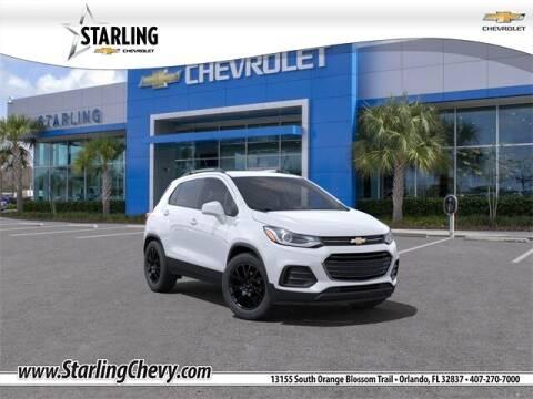 2021 Chevrolet Trax for sale at Pedro @ Starling Chevrolet in Orlando FL