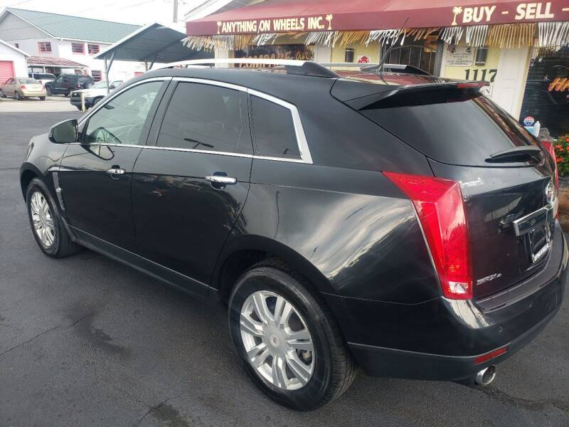 2011 Cadillac SRX for sale at ANYTHING ON WHEELS INC in Deland FL